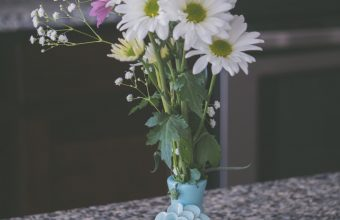 assorted-flowers-in-blue-vase-1103562